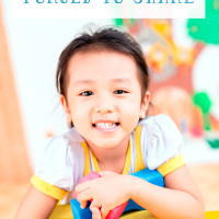 Why Kids Shouldn't Be Forced to Share