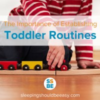 (OLD) The Importance of Establishing Toddler Routines