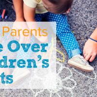 When Parents Take Over Children's Crafts