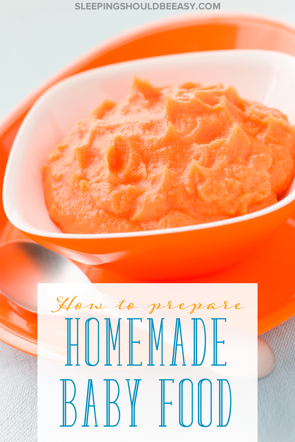 Making your own baby food can be simple, fun and save you money. Here are a few tips on how to prepare homemade baby food.
