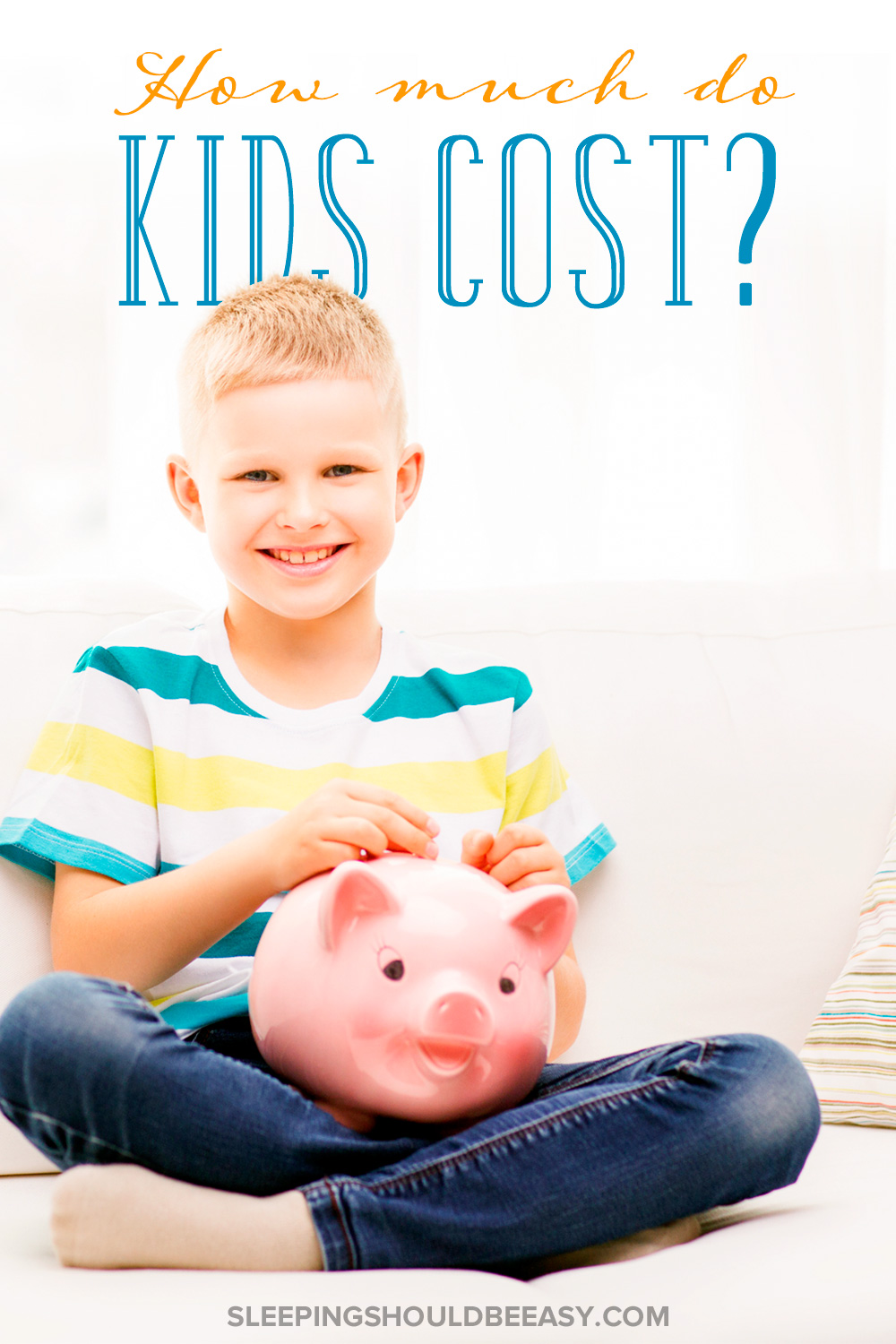 Kids are expensive, but exactly how much do kids cost? Chime in to discuss the cost of children and your family finances.