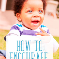 How I Learned to Encourage, not Pressure, My Child to Talk
