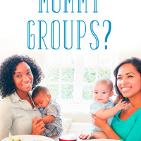 Are Mommy Groups a Good Way to Make Friends?