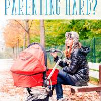 When is Parenting Hard?