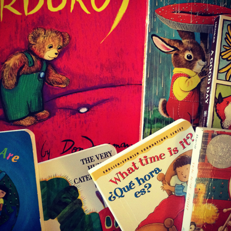 50 favorite baby and toddler books