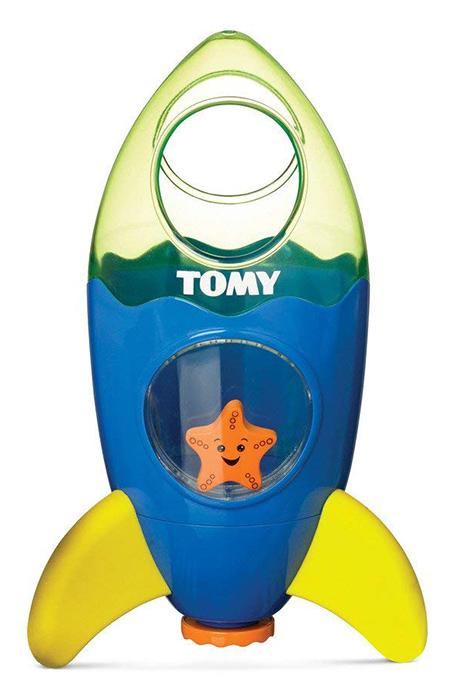 TOMY Toomies Fountain Rocket
