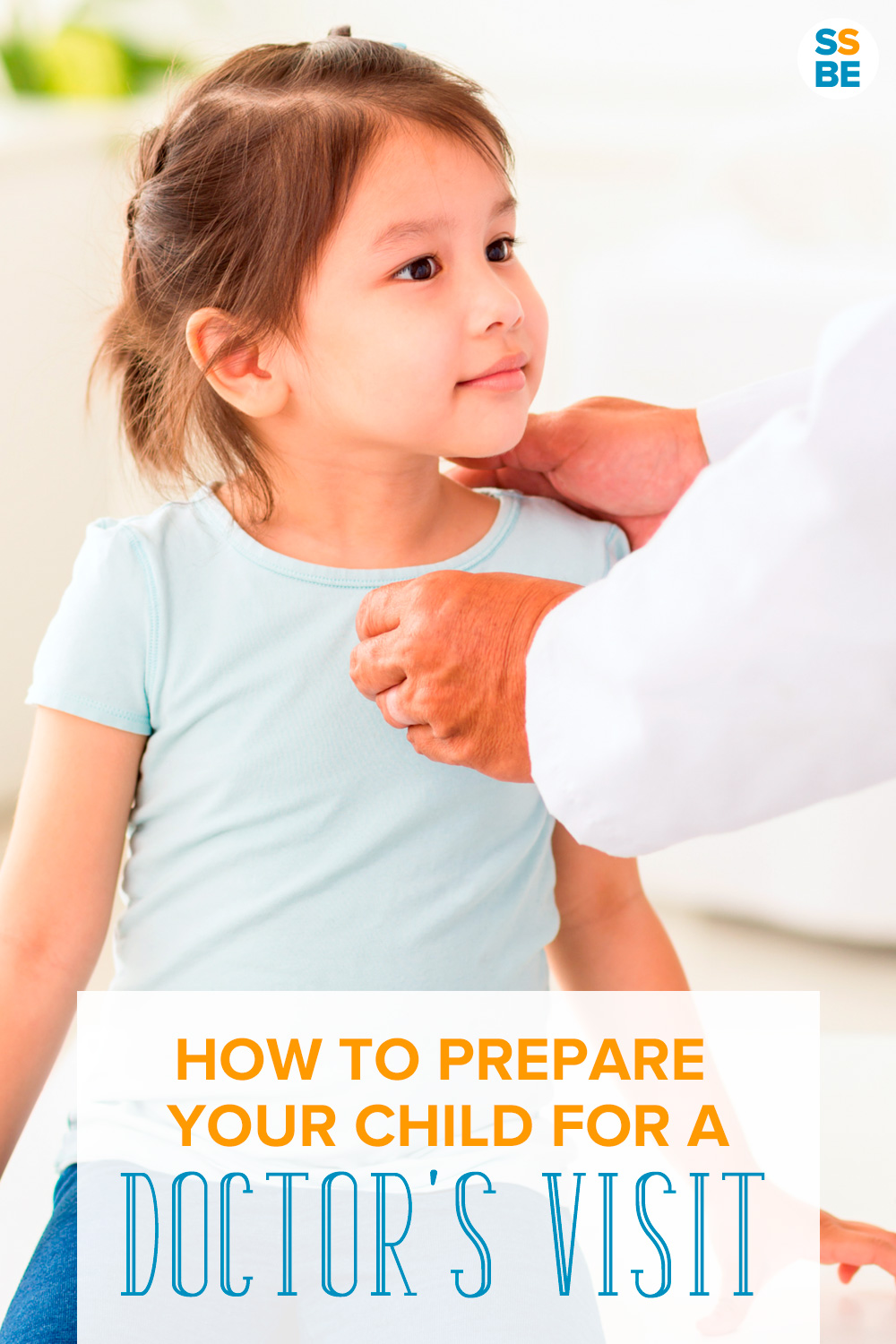 Visiting your child's pediatrician can be scary for many kids. Here's how to prepare your child for a doctor's visit to reduce his fears and make the experience a positive one.