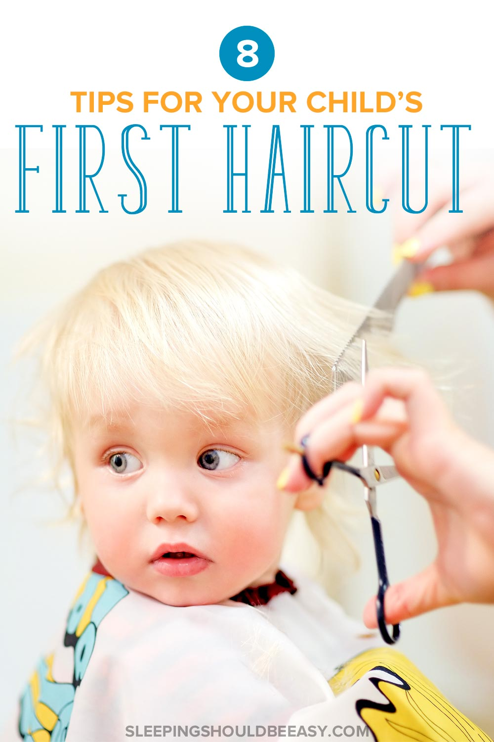 Childs First Haircut At A Salon 8 Tips For Parents To Consider