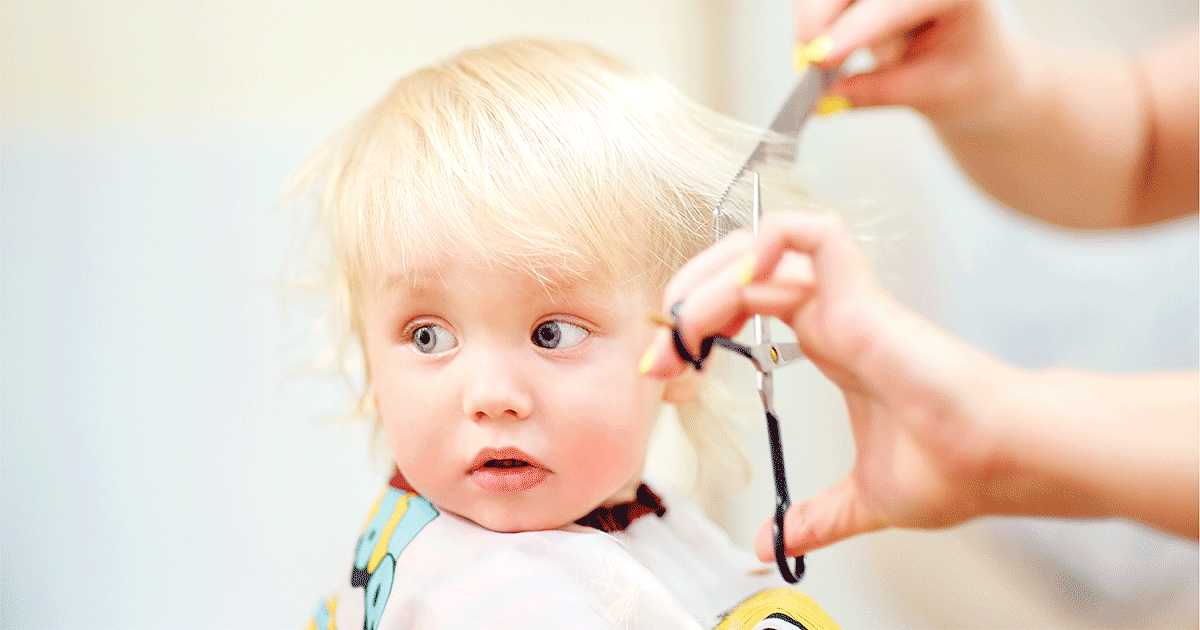 child s first haircut child s haircut at a salon 8 tips for parents to 4735 | childs first haircut at a salon