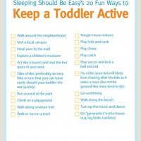 How to Keep a Toddler Active: 20 Fun Ways