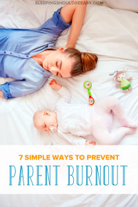 Parenting can easily burn you out and make you feel tired. Here are 7 simple ways to prevent and recover from parent burnout.