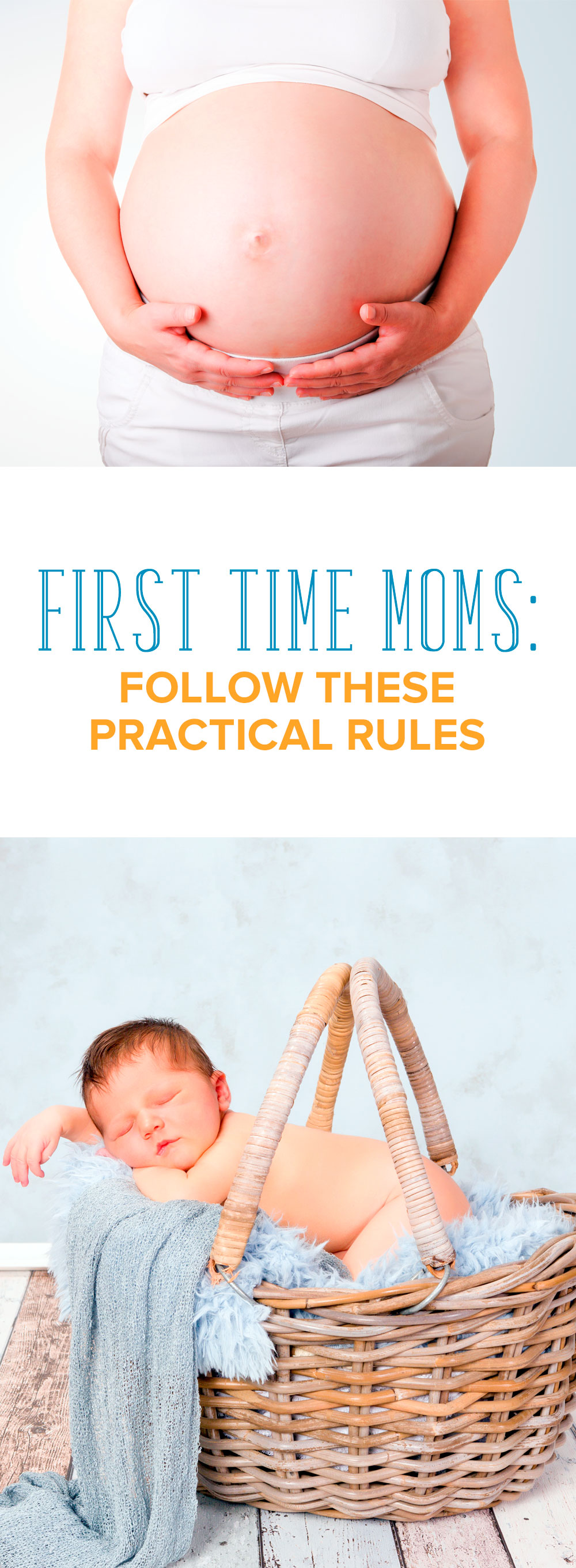 Are you pregnant and a first time mommy to be? Parenthood can feel overwhelming. Get the practical advice for first time moms you need to hear.