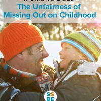 Moms vs Dads: The Double Standard of Missing Out on Kids' Childhood