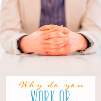 Why Do You Work or Stay at Home?