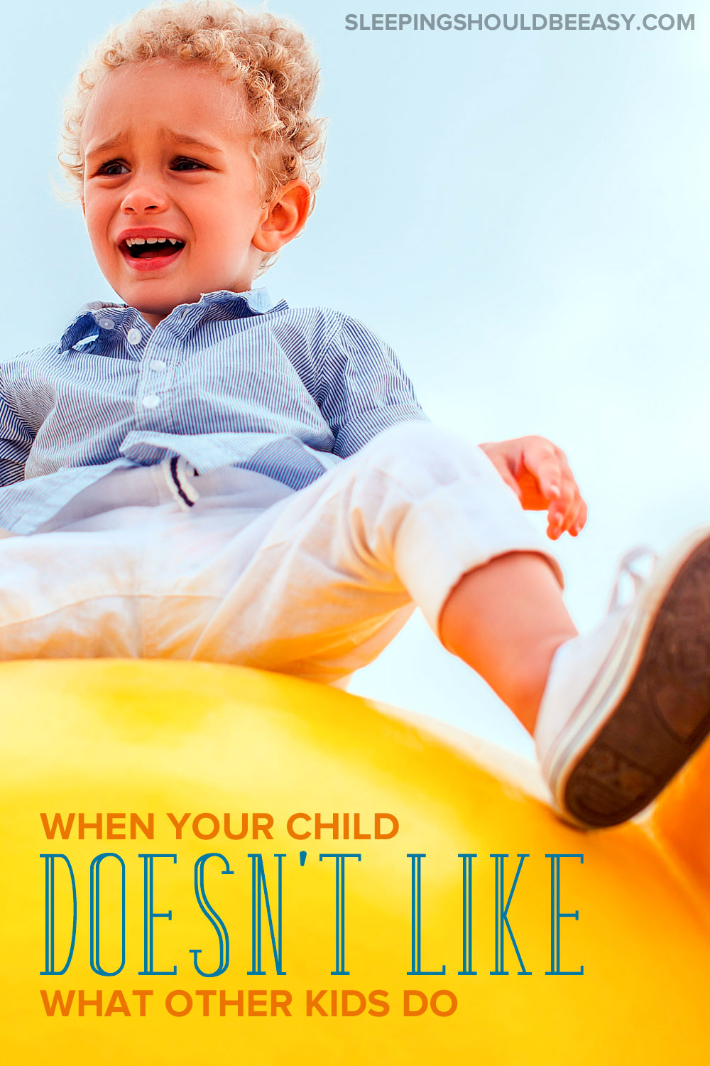 You worry when all kids seem to love swimming or going down the slide but yours doesn't. Here's what to do when your child doesn't like typical kid stuff.