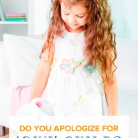 Children have different temperaments, so don't apologize for your shy child. Here's why shyness isn't bad and why we need to get rid of that stigma.