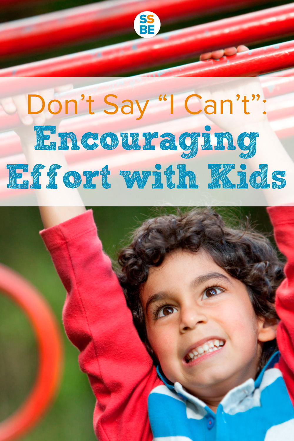 What you say can have a big impact on kids. Here's one phrase to avoid to teach the importance of effort and raise a hard working child.