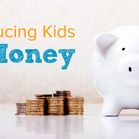 Introduce Kids to Money