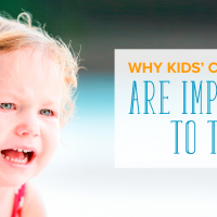 Kids complaining again? Before you just brush their complaints and gripes aside, take a look at why they may actually be important. Learn how to use empathy to better communicate with your child.