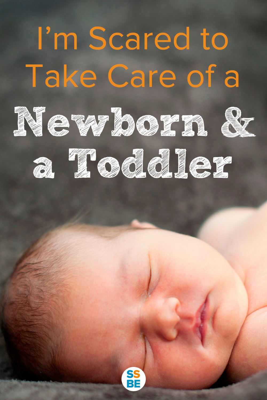 The Anxieties of Balancing Newborn and Toddler Needs