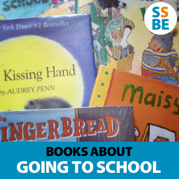Books about going to schoolBooks about going to schoolBooks about going to school
