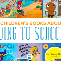 8 Children's Books about Going to School