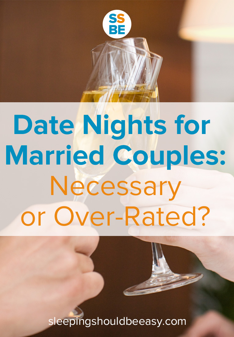 Date Nights for Married Couples: Necessary or Over-Rated?