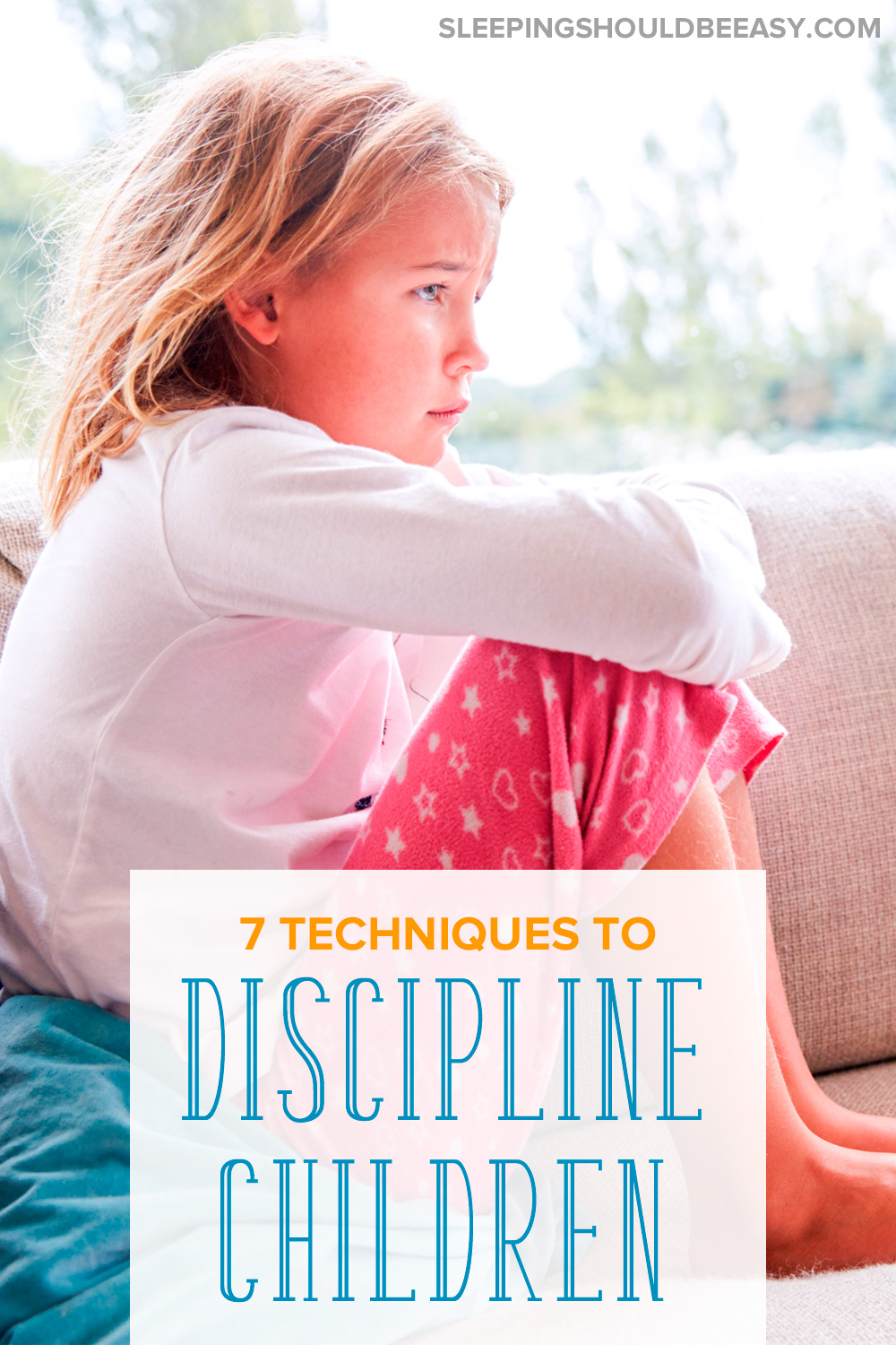 Discipline is nothing more than teaching our kids how to behave and manage their emotions. Read these 7 effective techniques to discipline children.