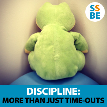 Discipline: More than just time-outs