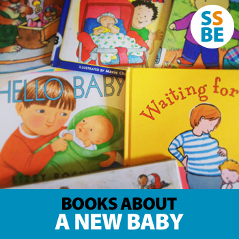 Books about a new baby
