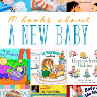 10 Children's Books about a New Baby