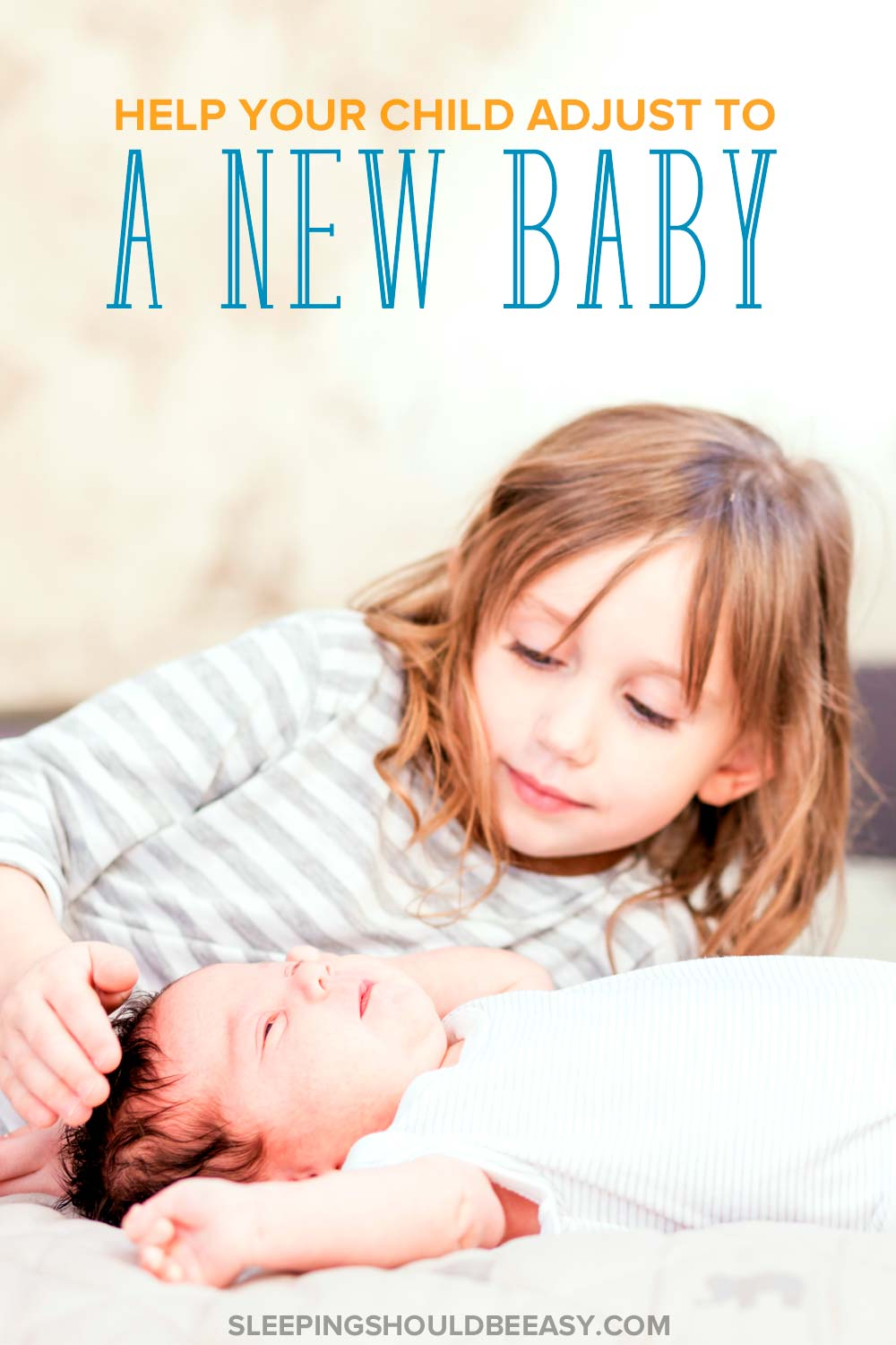 Anxious about how your child will take to a new sibling? Introducing a new baby can be tough. Here are tips on helping your child adjust to a new baby.