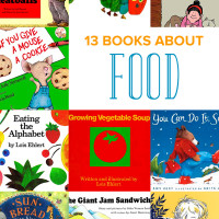 13 Children's Books about Food