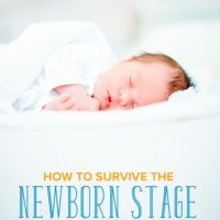 How to Survive the Newborn Phase