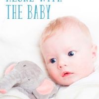 How to Manage Being Alone with Baby