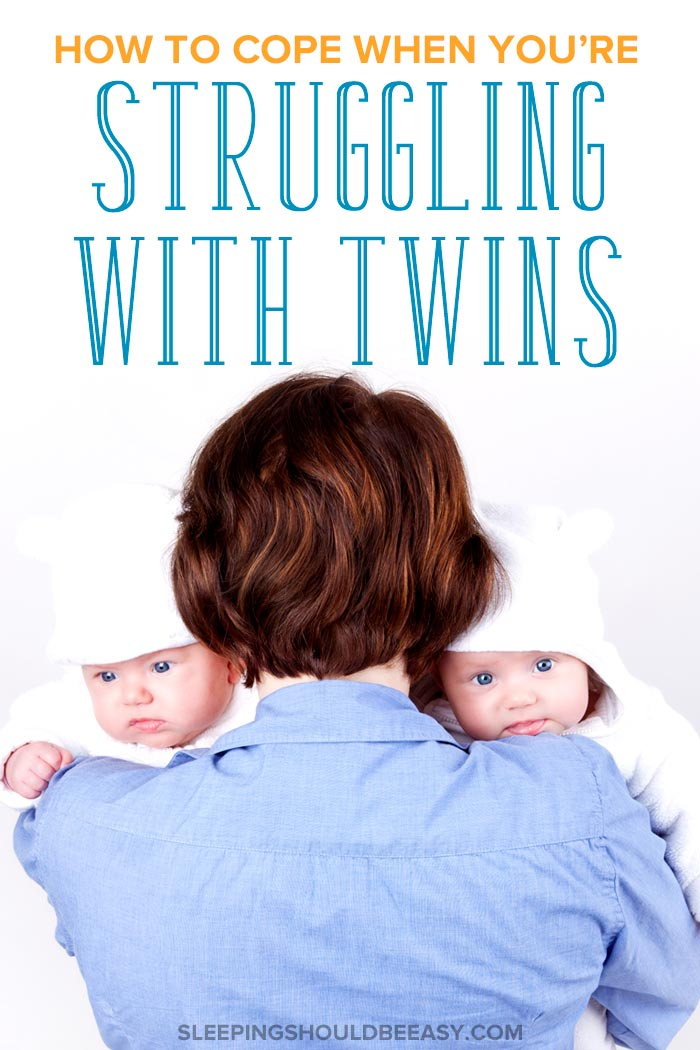 Struggling with Twins? How to Survive and Cope with Raising Twins