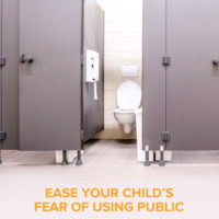 What to Do when Your Child Is Scared of Restrooms