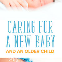 Essential Tips on Handling a Toddler and a Newborn