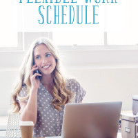 How to Ask for a Child-Friendly, Flexible Work Schedule