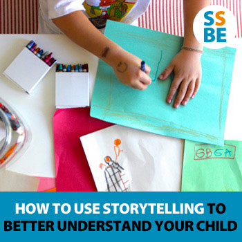 How to use storytelling to better understand your child