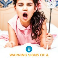 9 Warning Signs You're Raising a Spoiled Child
