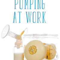 What Every Mom Needs to Know about Pumping at Work