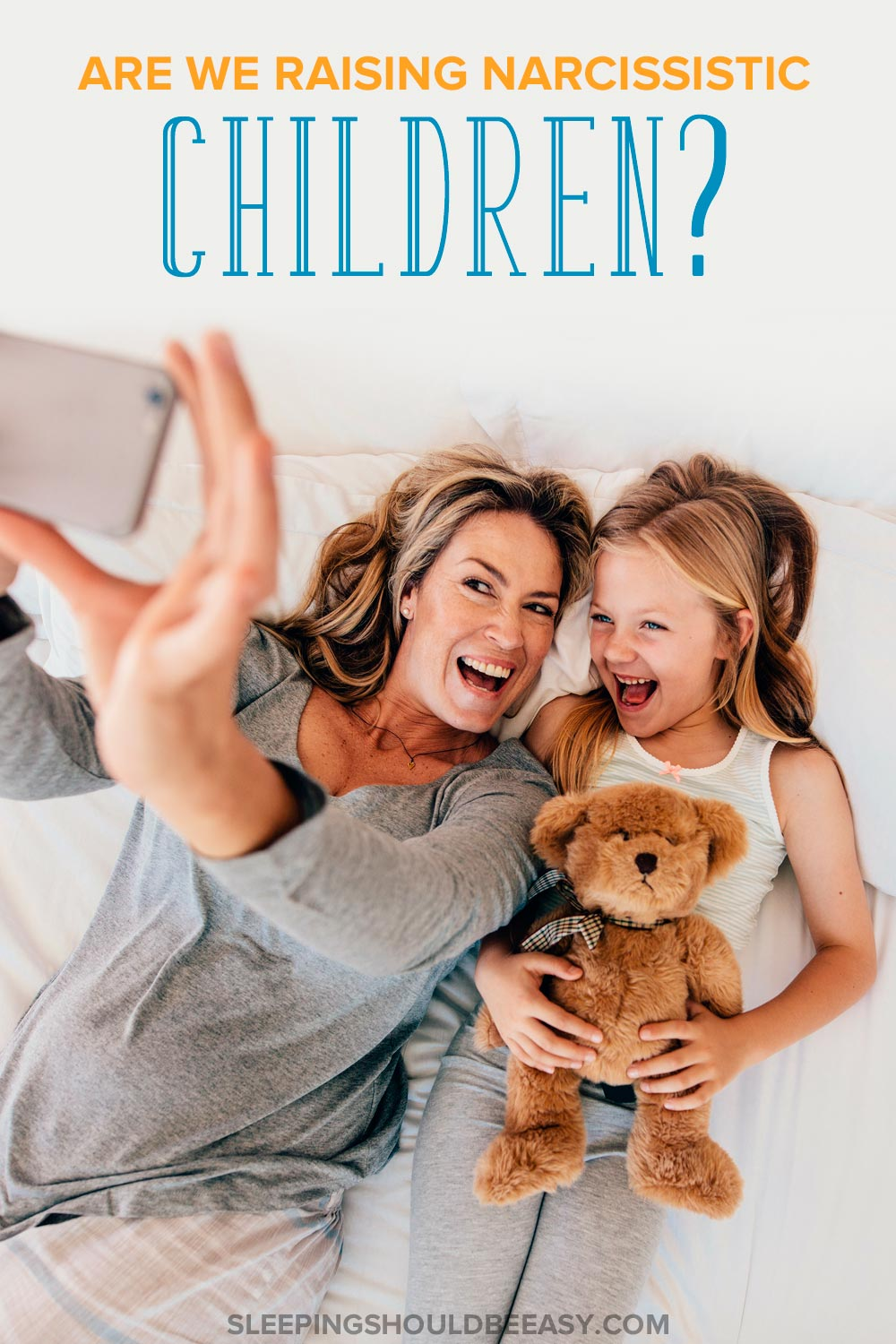 Are we raising narcissistic children? Learn the warning signs of raising narcissists as well as tips on how to avoid a self-centric generation.