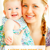 4 Steps for Moms to Stop Worrying