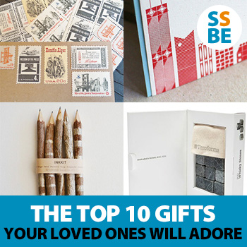 The top 10 gifts your friends and family will adore