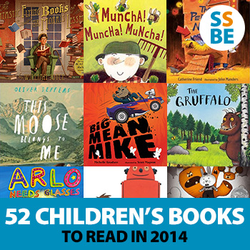 52 children's books to read in 2014