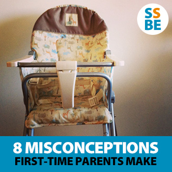 8 Misconceptions First-Time Parents Make about Parenthood