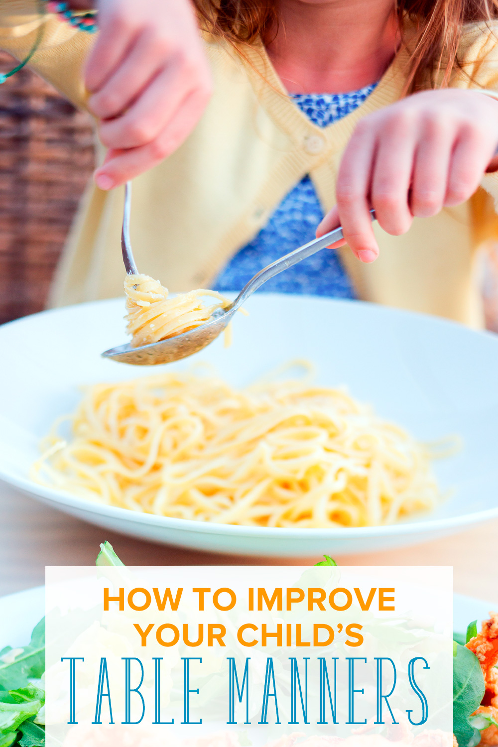 Tired of how your children behave around the dinner table? Discover how to improve children's table manners and have a pleasant experience with your family.
