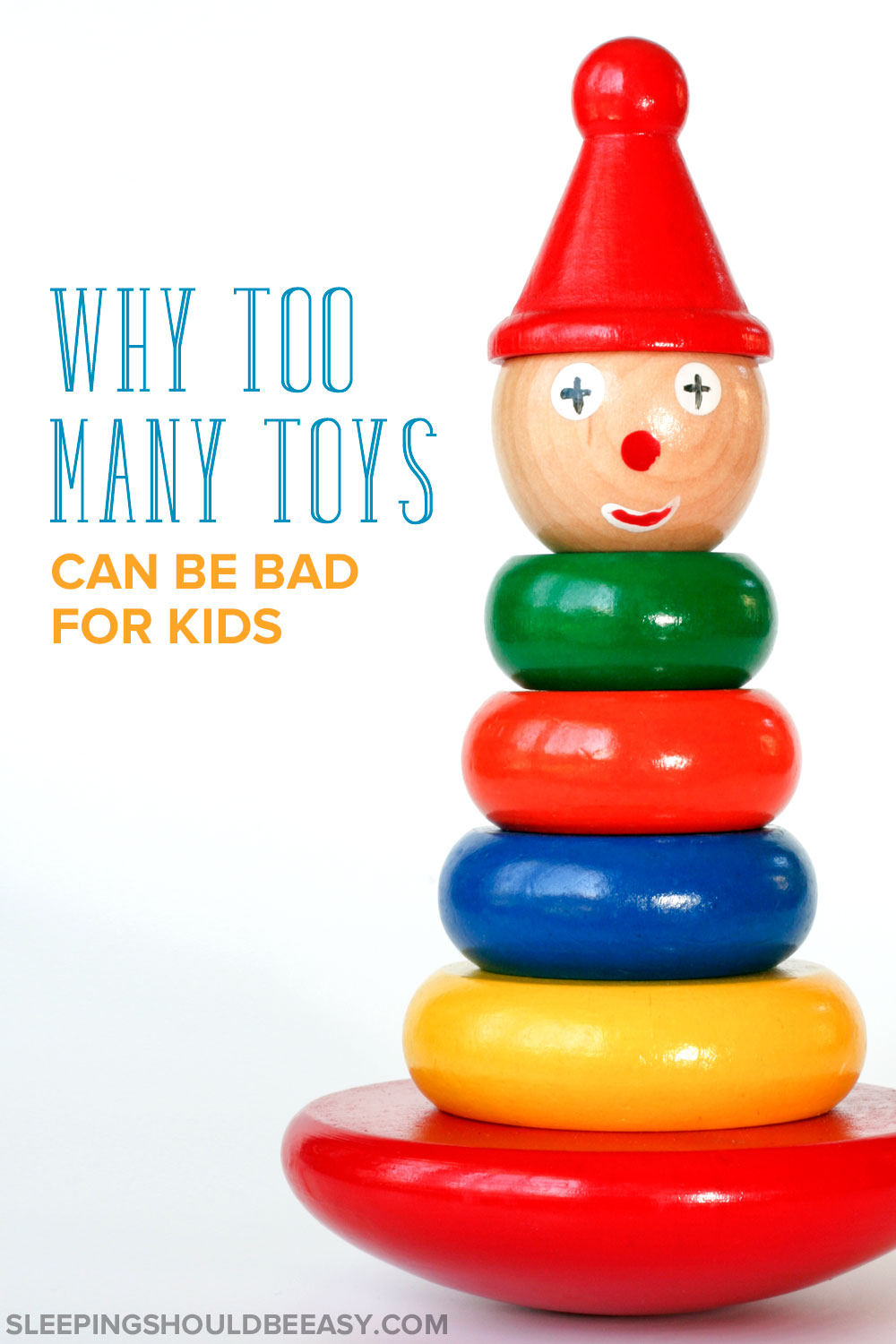 Is your house overflowing with toys? More isn't always better, and can even have adverse results. Organizing toys becomes a hassle, plus kids actually get along better with less toys. Here are the downsides of having too many toys.