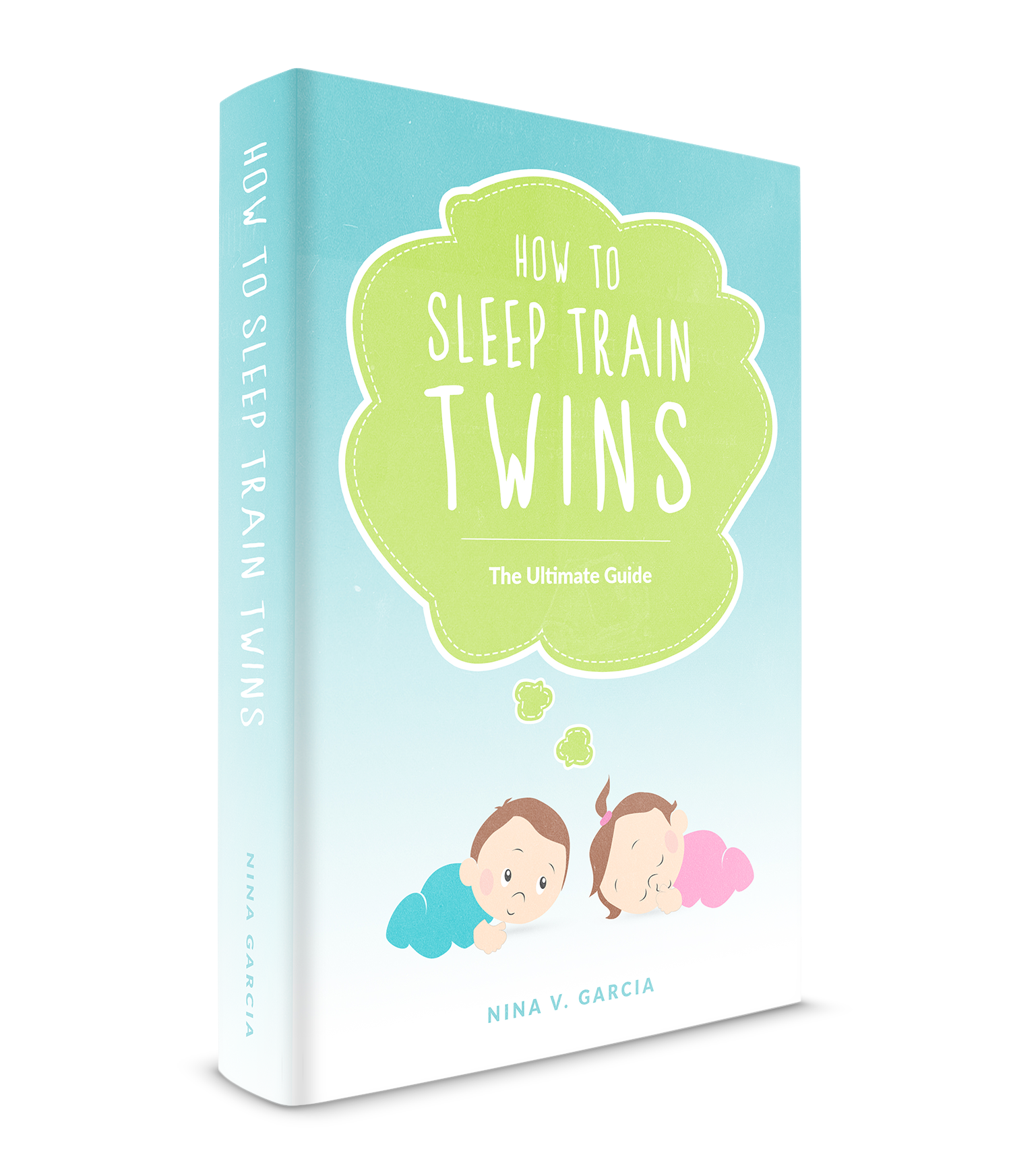 Do your twins wake up multiple times a night? Learn how to sleep train twins to sleep through the night and wean from night feedings.